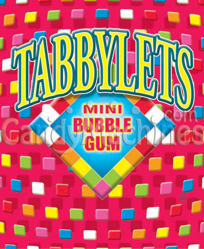 Buy Tabbylets Mini Bubble Gum Tabs