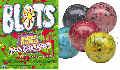 Blots Jawbreakers Candy Center
