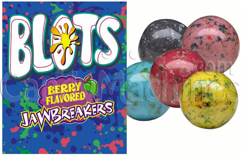 Blots Gum Center Jawbreakers - 850 ct.