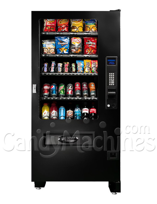 Seaga Snack and Soda Combo Machine - VC3500