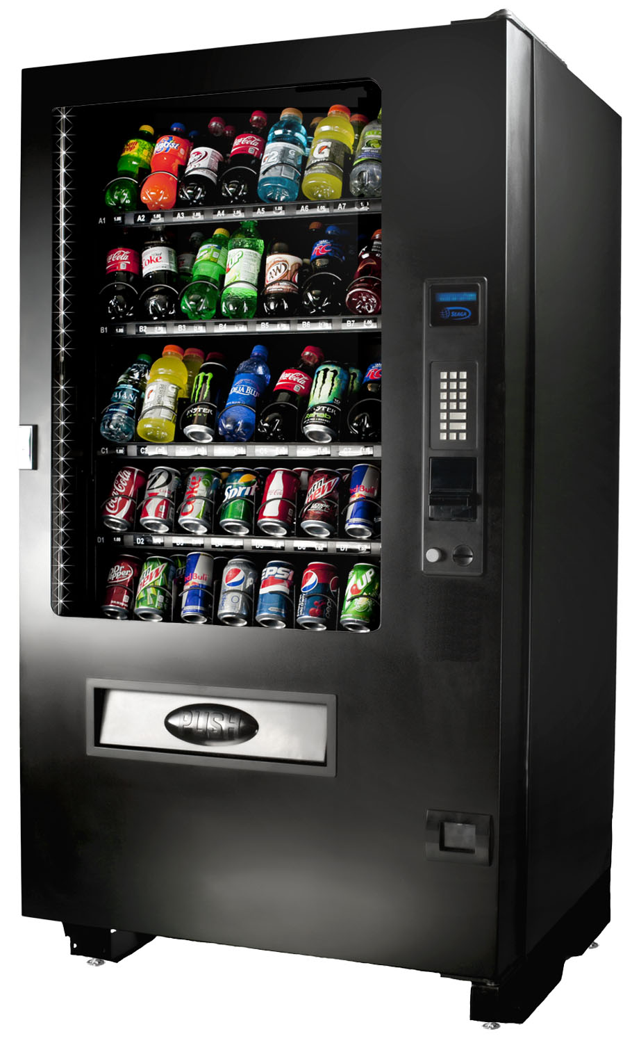 vending machine soda