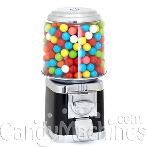 Black Gumball Machines