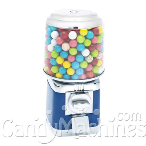 Blue Gumball Machines