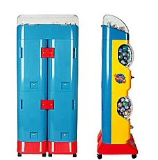 Tomy Gacha Toy Capsule Machine Side