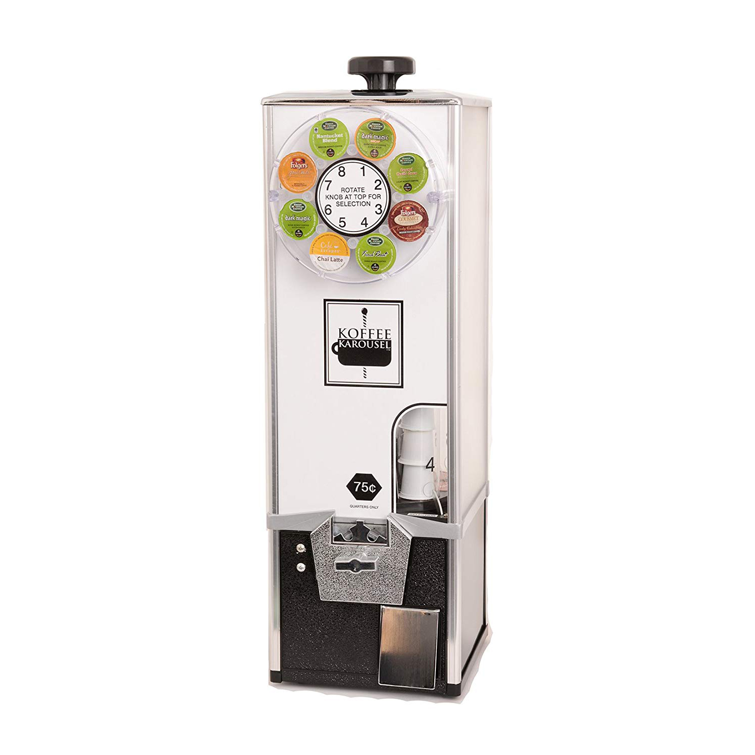 K-Cup Coffee Vending Machine
