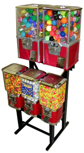 SuperPro Combo Toy Vendor Machines