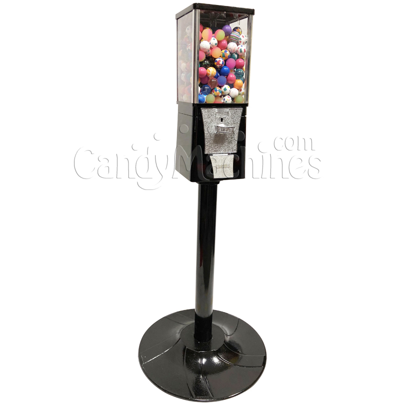 Eagle Metal Bouncy Balls Bulk Vending Machine with Stand