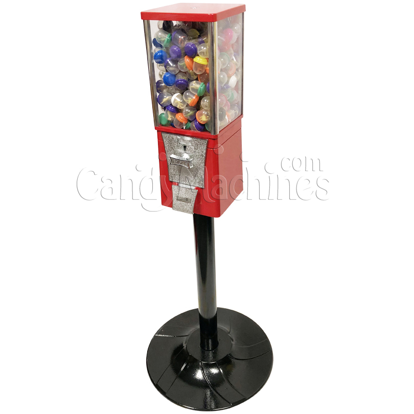 Eagle Metal Toy Capsule Bulk Vending Machine with Stand Right Side