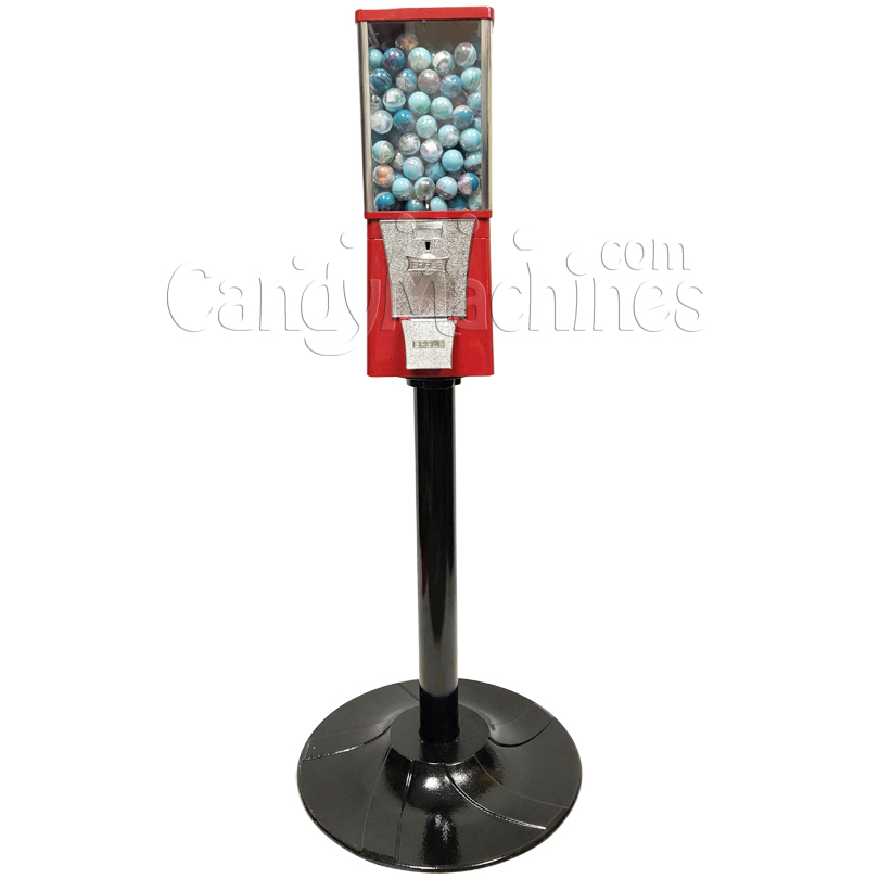 Eagle Metal Toy Round Capsule Bulk Vending Machine with Stand