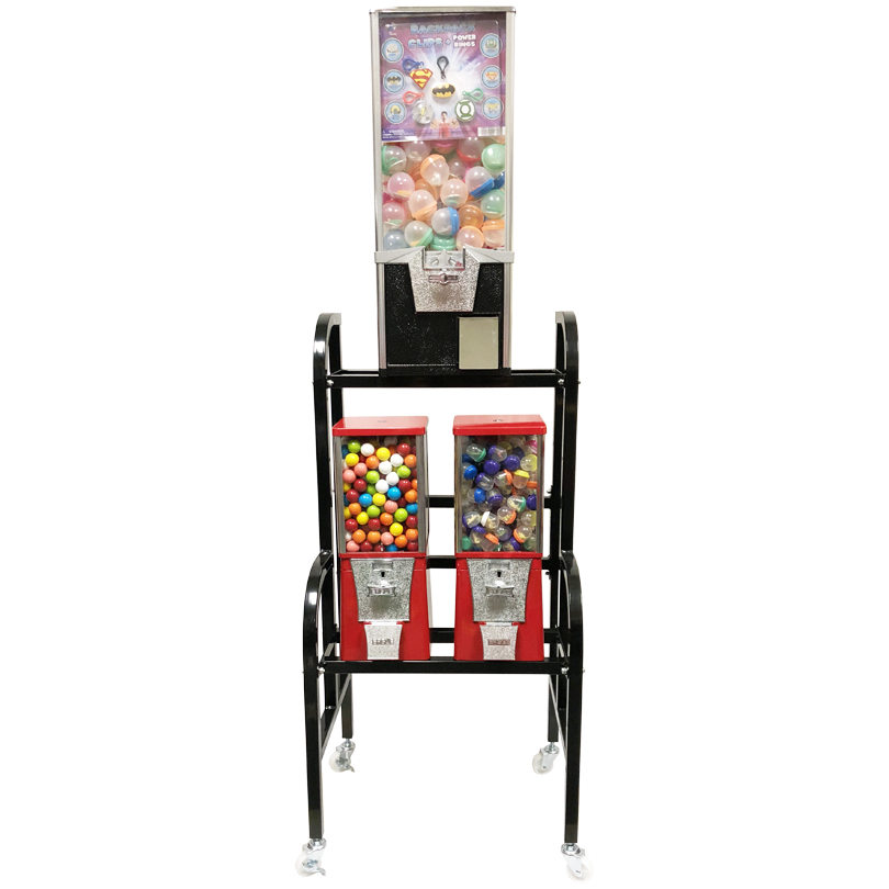 Eagle Toy and Bulk Vending Rack - 18 Inch Rack