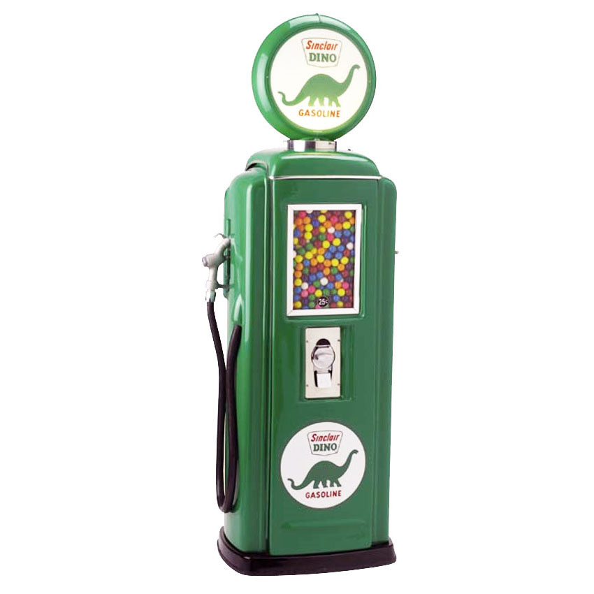Tokheim 39 Gas Pump Gumball Machines