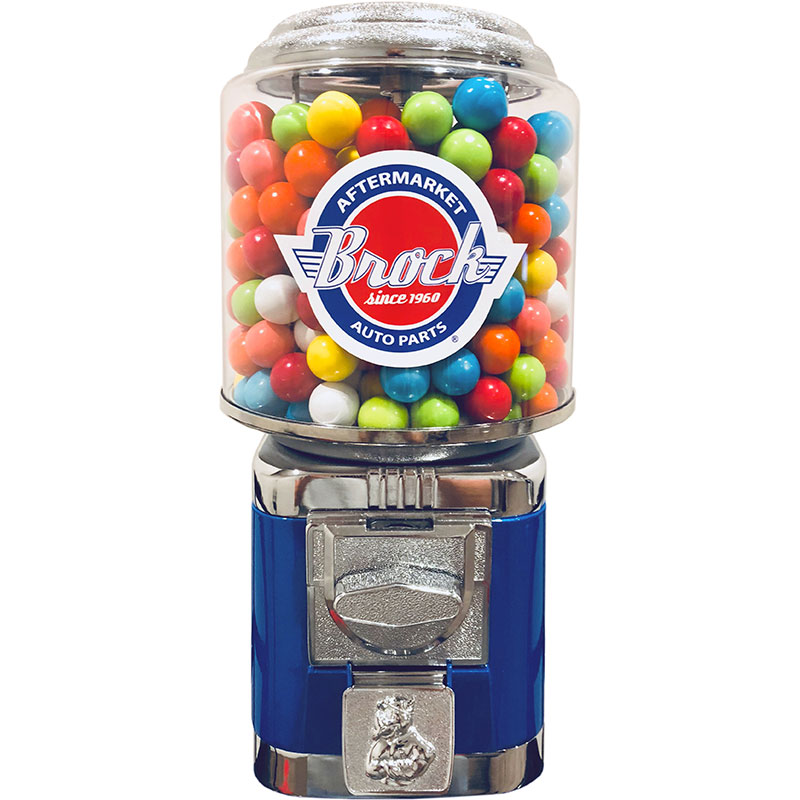 Custom Logo Gumball Machine