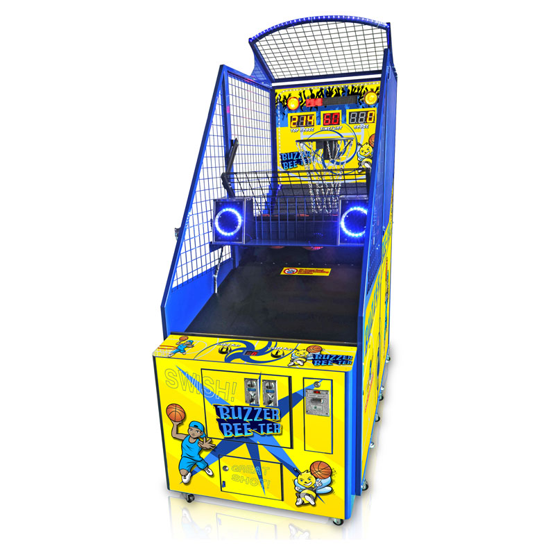 Buzzer Bee-Ter Basketball Arcade Game
