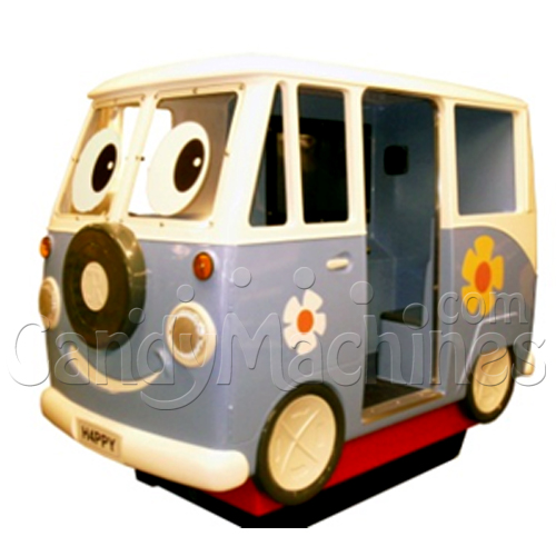 Camper Van Interactive Kiddie Ride