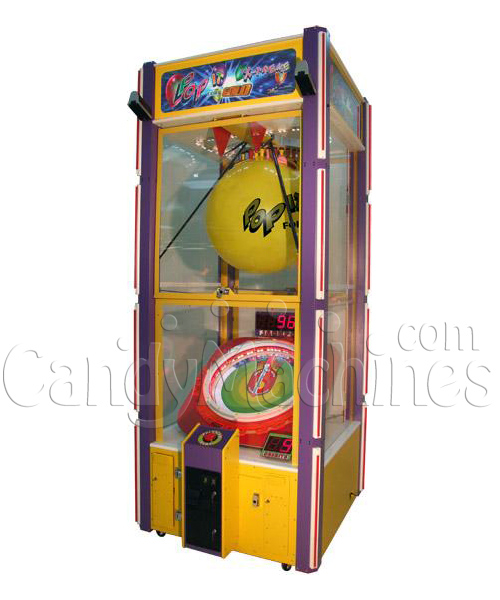 Pop It X-treme Balloon Popping Game - Ticket Redemption (Factory Reconditioned)