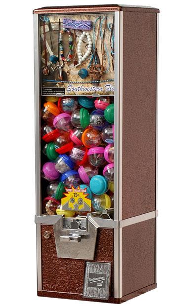 2 capsule vending machine