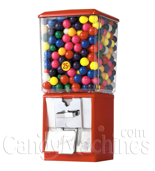 Northwestern Gumball Machine