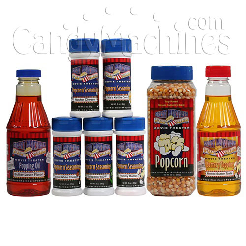 Great Northern Popcorn Deluxe Theater Style Gourmet Popcorn Popping Kit