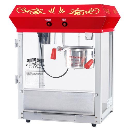 popcorn machine 4 oz