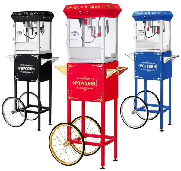Buy Foundation Popcorn Machine 4 Oz With Cart Vending