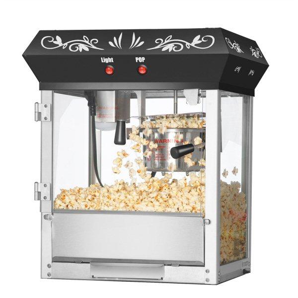 popcorn machine 6 oz