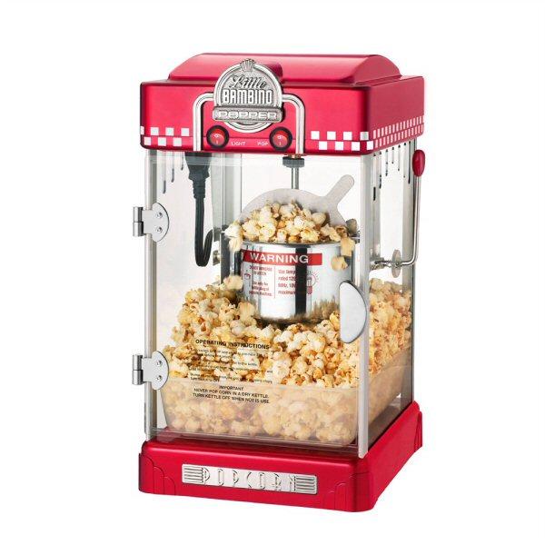 coca cola popcorn machine manual