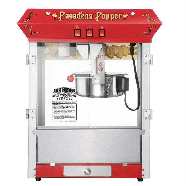 Buy Pasadena Popcorn Machine - 8 oz. - Vending Machine ...