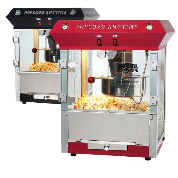 pop corn machine supplies