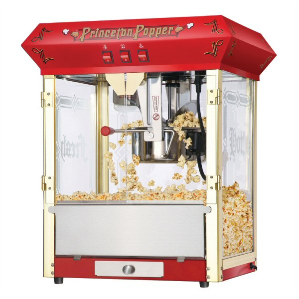popcorn machine great northern