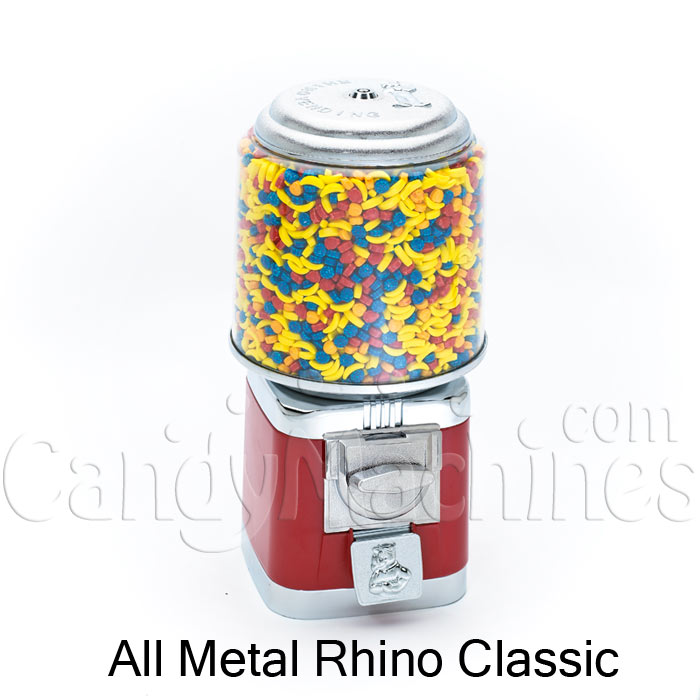 Rhino Classic All Metal Vending Machine