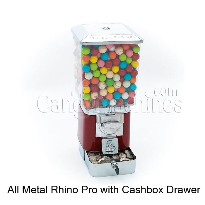 Rhino Pro All Metal Vending Machine
