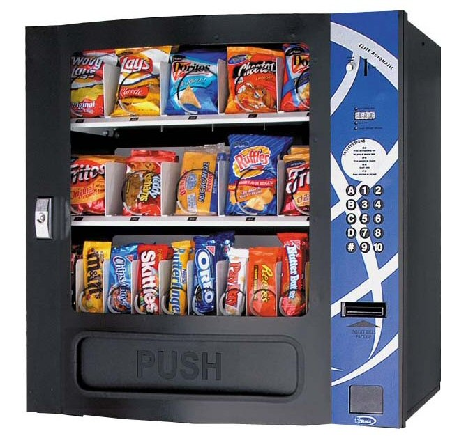 buy snack vending machine