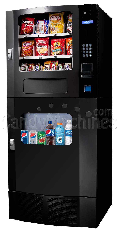 Buy Seaga Snack and Soda Combo Machine - Vending Machine ...