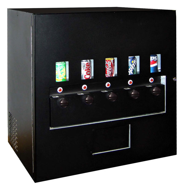 buy 5 can select soda machine vending machine supplies for sale. Black Bedroom Furniture Sets. Home Design Ideas