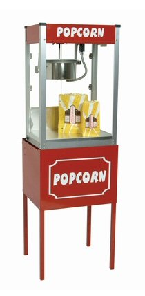 Classic 8 oz. Popcorn Machine with Stand