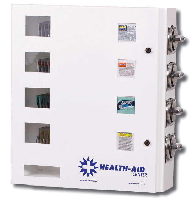 Health-Aid 4 Select Vending Machine