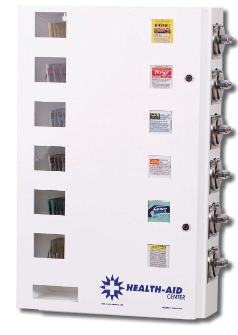 Buy Health Aid 6 Select Vending Machine Vending Machine
