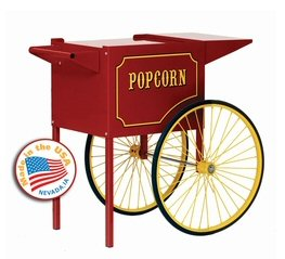 Medium Popcorn Machine Cart