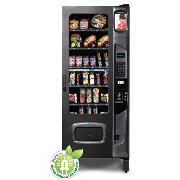 Multi-zone Food Vending Machine (28 Selections)
