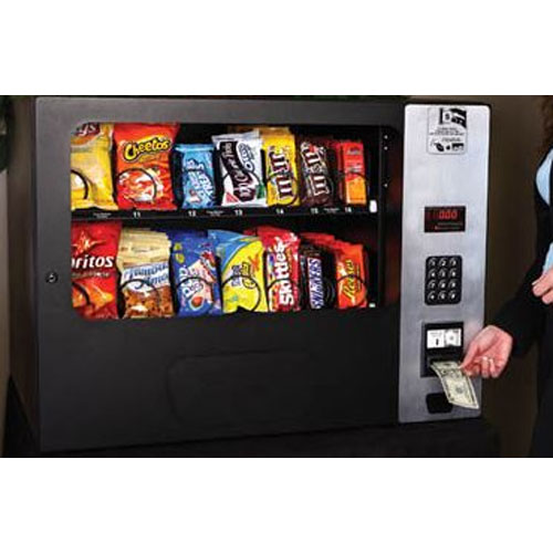 14 Column Snack Vending Machine