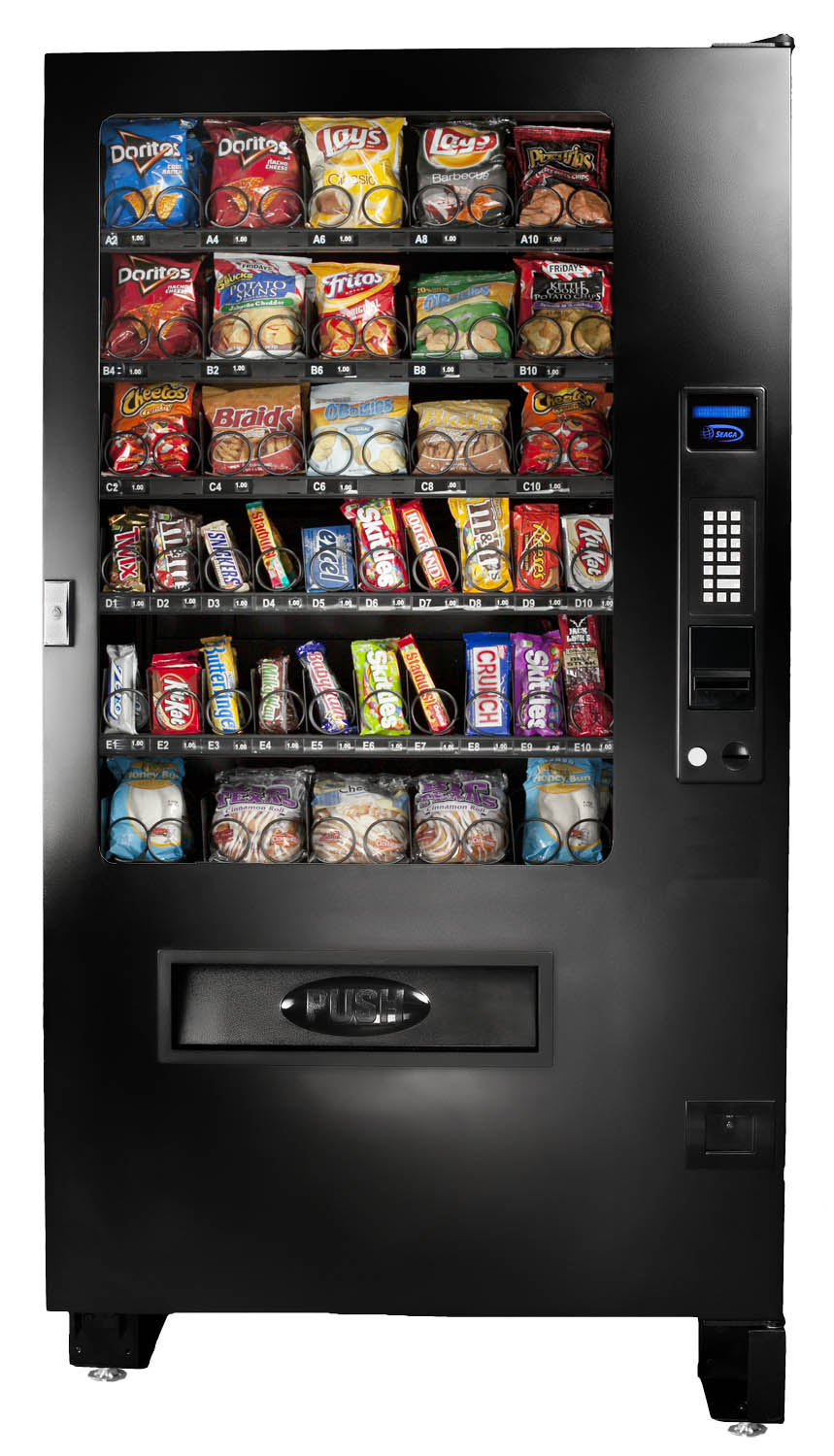 vending machine for