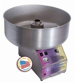 Spin Magic Cotton Candy Machine w/ Metal Bowl