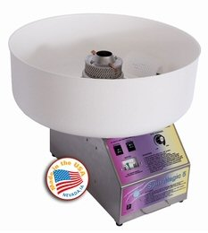 Spin Magic Cotton Candy Machine w/ Plastic Bowl