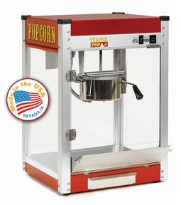 Theater Popcorn Machine - 4 oz.