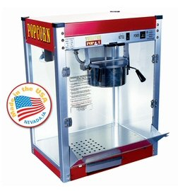 Theater Popcorn Machine - 6 oz.