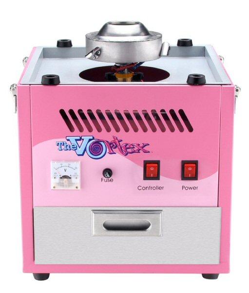 how to clean vortex cotton candy machine