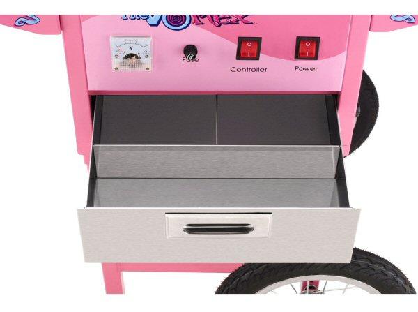 vortex cotton machine