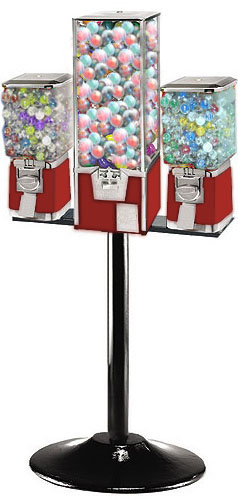 Sqwishland Vending Machine Packages