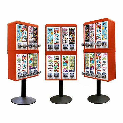 vending machine decals