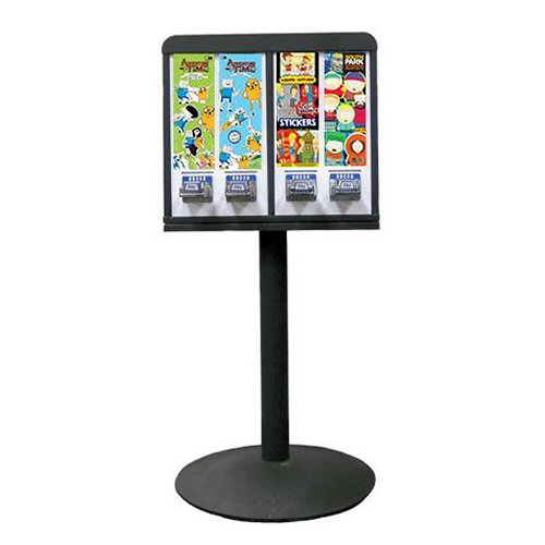 Tattoo and Sticker Vending Machines - 4 Column